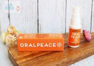 オーラルピースマウススプレーサンシャインオレンジ